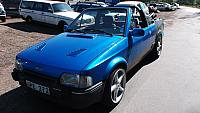 Ford escort cab 1,6 Xr3i